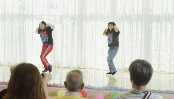 ダンス同好会① かっこいい!