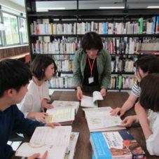 図書室で勉強会①