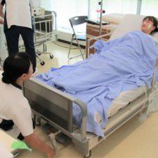 6/27 成人看護援助論Ⅱ 実習