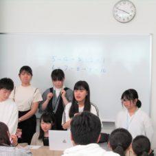 7/4 生活技術援助論 プレゼン発表