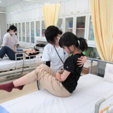 7/10 在宅看護援助論Ⅱ 実習