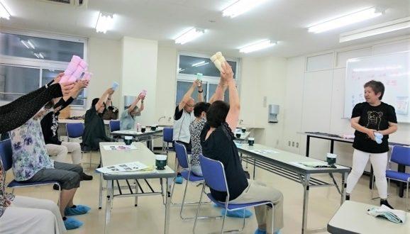 8/2 まちかど保健室~健康講座~
