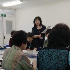 9/6 赤門まちかど保健室の健康講座