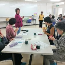 11/1赤門まちかど保健室健康講座を開催しました。