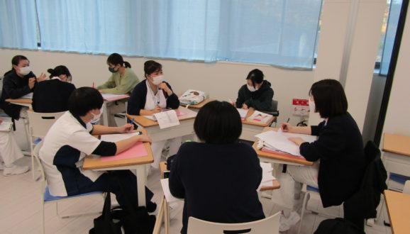 11/12 統合実習最終日